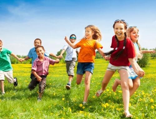 Copiii supraponderali trebuie sa faca 30 de minute de miscare zilnic