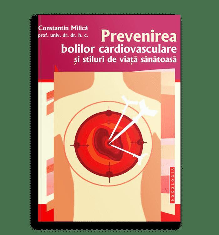 Prevenirea bolilor cardiovasculare și stiluri de viață sănătoasă; Prof. Dr. Constantin Milica