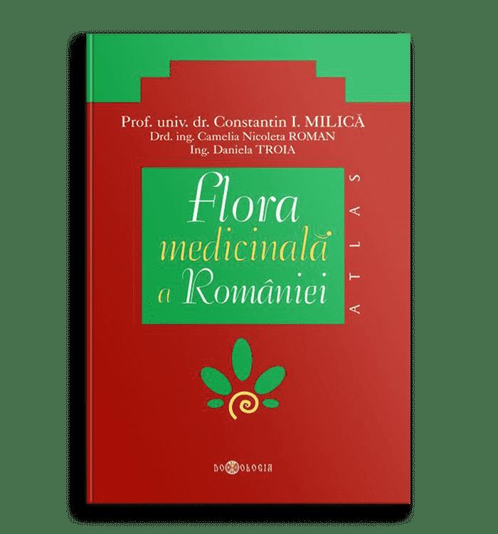Flora medicinală a României; Prof. Dr. Constantin Milica
